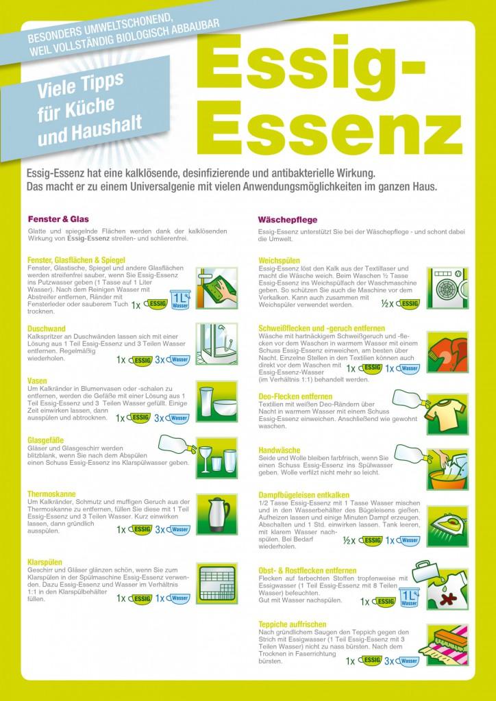 Essig-Essenz-Tipps 1
