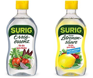 Surig Essig Essenz und Zitronen Säure-325